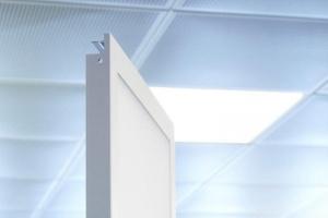 LED-lys integreret i lofter