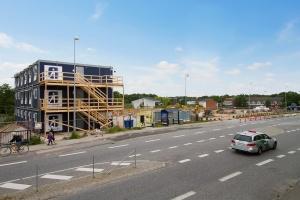 PensionDanmark bygger boliger i Sorgenfri