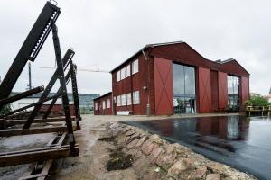 Renoveringen af Holbæk Skibsværft