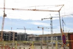 Byggeriet holder beskæftigelsesfanen højt