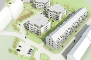 PFA og MT Højgaard opfører 94 boliger i Hillerød