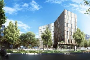 3XN designer nyt hotel i Stockholm