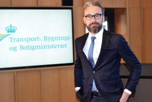 Ny minister: Vigtigt med EU-samarbejde om infrastruktur