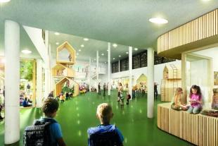 KPC bygger skole til 200 mio. ved Herning