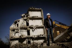 Politistation fjernet - boliger på vej