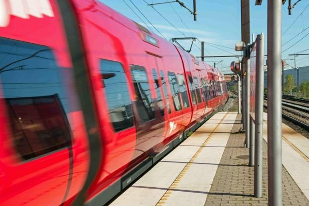 Der kommer ingen ombygning af Hillerød Station. Her et billede fra Nordhavn Station. Foto: Colourbox.