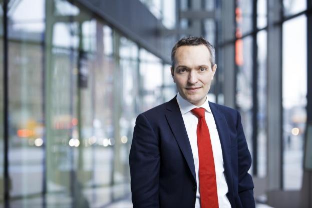 Administrerende direktør Henrik Garver, FRI. Pressefoto.