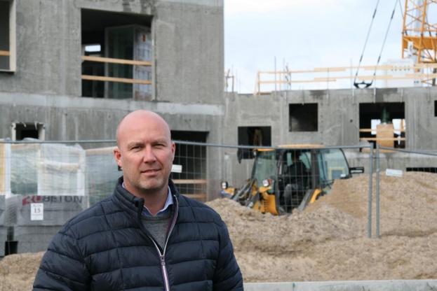 Christian Pejtersen vil med sin nye virksomhed YourCompany bekæmpe svind på de danske byggepladser - og internt i byggefirmaerne. Foto: Torben Jastram.