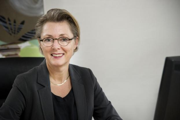 Jani Lykke Methmann stopper som direktør for brancheorganisationen Arbejdsgiverne. Pressefoto.