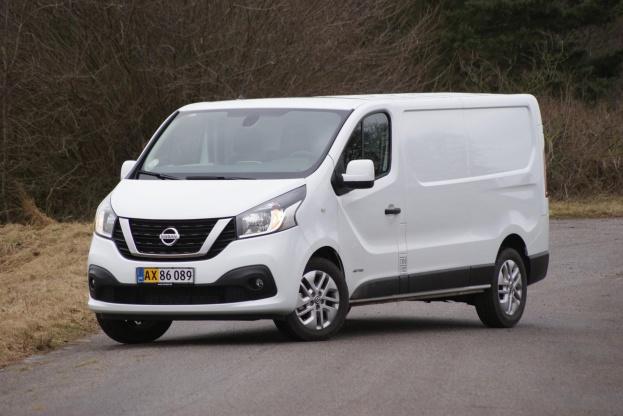 Nissan NV300 er en lækker og gennemtænkt varevogn med potentiale.