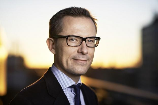Lars Storr-Hansen, adm. direktør, Dansk Byggeri. Foto: Ricky John Molloy.