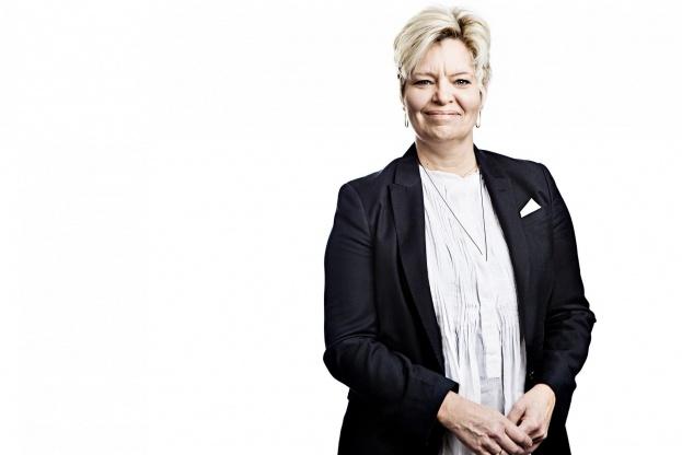 Selv om der er positive tendenser i forhold til elektriker- og vvs-energiuddannelsen, håber Tina Voldby, underdirektør i brancheorganisationen Tekniq, at flere får øjnene op for erhvervsuddannelserne. Pressefoto.