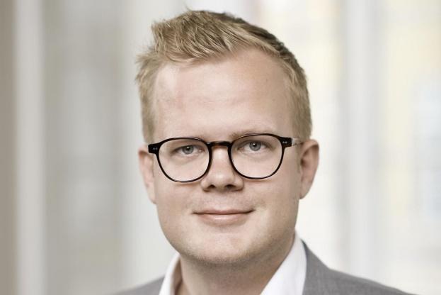 Erhvervspolitisk konsulent Morten Kamp Thomsen, Dansk Byggeri. Foto: Ricky John Molloy.