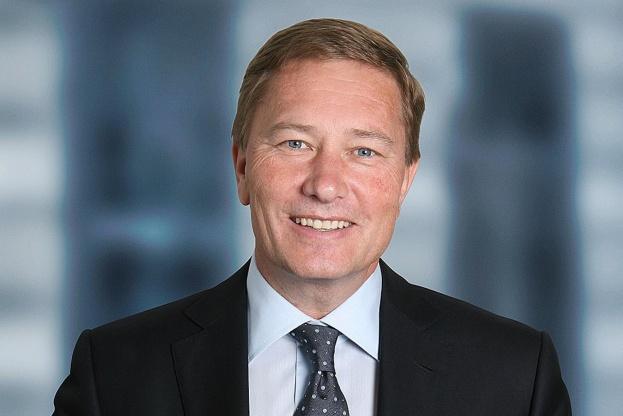 Lars-Christian Brask, bestyrelsesformand i Pihl & Søn, kan glæde sig over udviklingen i det genrejste selskab. Pressefoto.