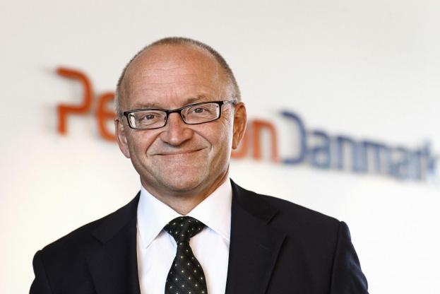 Vi er meget glade for udvidelsen af PensionDanmarks ejendom og samarbejdet med MOE, fortæller adm. direktør Torben Möger Pedersen. Totalentreprisen er lagt i hænderne på JFP. Arkivfoto.
