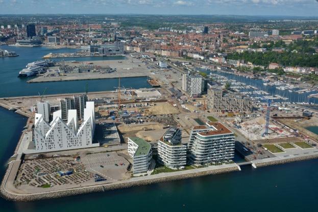 Aarhus får tidligst et havnebad til næste år. Foto: Colourbox.