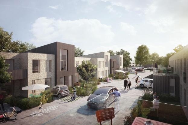 Hustømrerne har fået kontrakt på 140 millioner kroner for Himmerland Boligforening i Aalborg, og det er virksomhedens hidtil største.