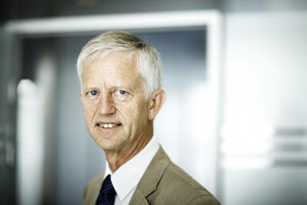 Niels Nielsen er branchedirektør hos Danske Anlægsentreprenører under Dansk byggeri. Foto: Ricky John Molloy.