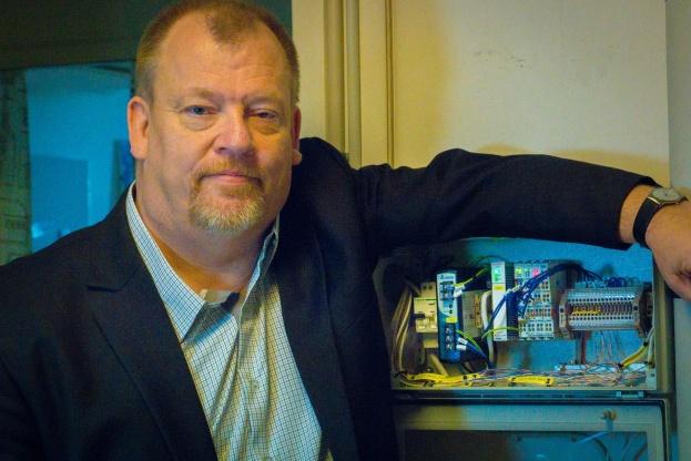 Allan Ebert var sikker på, at han kunne finde en bedre løsning på et CTS-system end det, der eksisterede, dengang han startede i Gentofte Kommune. Foto: PR.