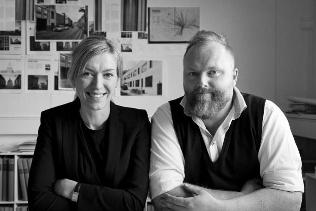 Det er hele bagkataloget, der har sikret Praksis Arkitekter ved Mette Tony og Mads Bjørn Hansen Nykredits Arkitekturpris. Foto: Stamers Kontor.