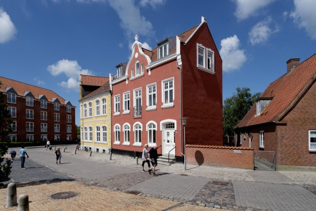 Gråbrødrevej 19, Tønder. Foto: Carsten Ingemann.