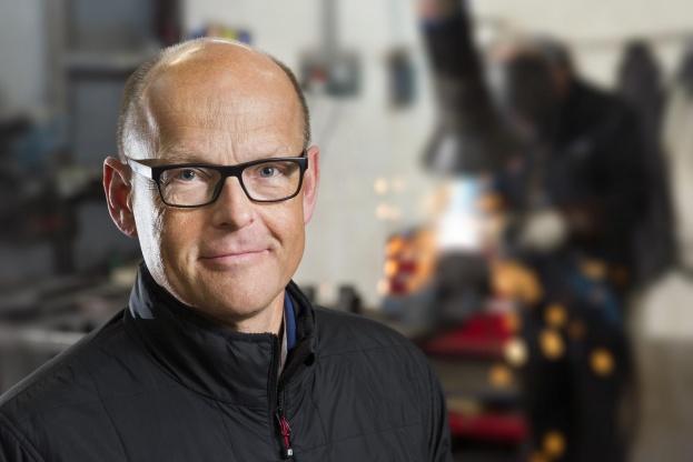 Henrik Nørskov Hamann Juel er industrikonsulent i Arbejdsgiverne. Pressefoto.