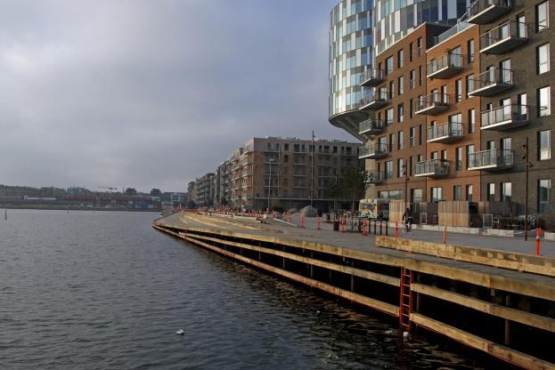 10-15 procent af projektsalgs-køberne oplever ifølge Danske Boligadvokater alvorlige mangler efter boligovertagelsen. Byggerierne på billedet har ikke noget med historien at gøre. Foto: Colourbox.