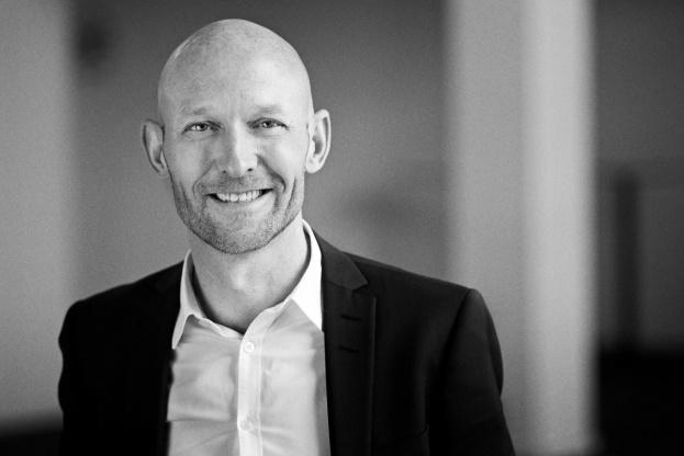 Jacob Ulrik Sachse skal fra 14. august stå i spidsen for Gaihede. Pressefoto.