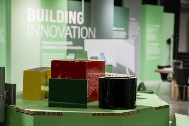 Building Green lancerede innovationsområdet sidste år under overskriften 'Building Innovation' i samarbejde med Smith Innovation og Bloxhub.