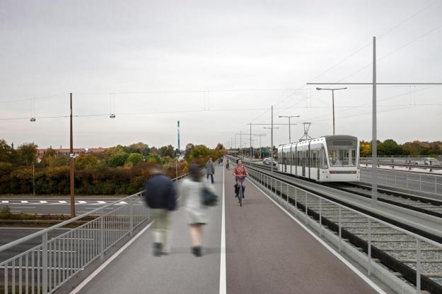 Letbane i København får 43.000 passagerer i døgnet