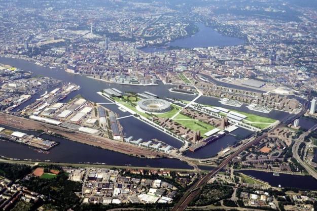 Hamborgs OL-bud er et drømmescenario for Femern