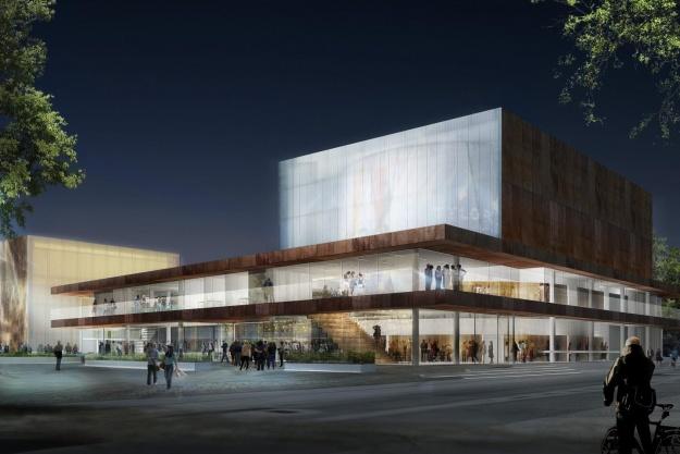 teatre i Århus udtryk