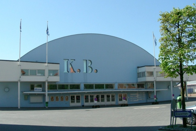 Arkitektfirma vinder den nye udgave af KB Hallen