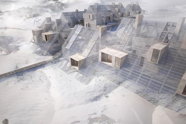 Ny byggeskik til arktiske forhold