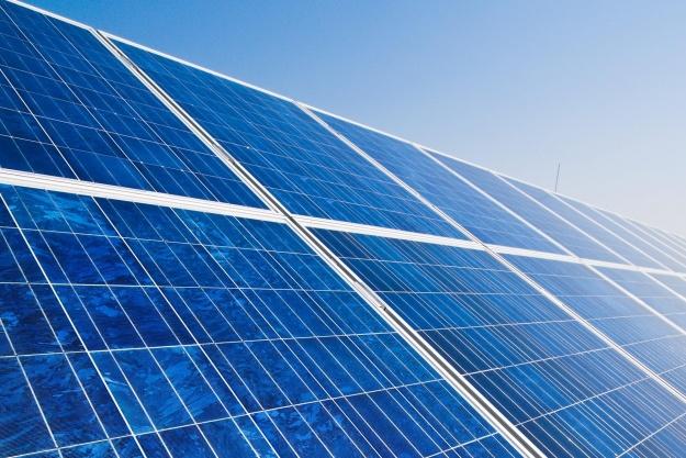 Store solcelleplaner i Vandel
