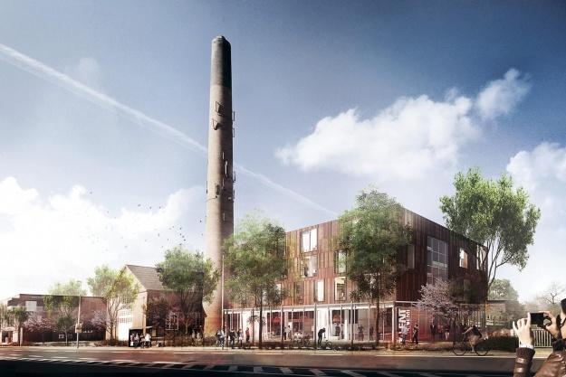 Aarhus-arkitekter vinder campus i Holstebro