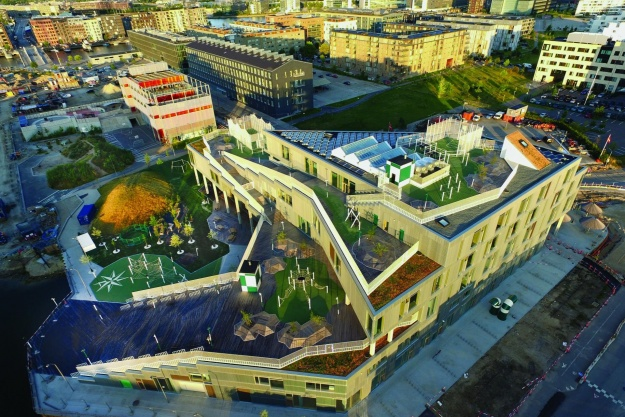 Ny skole på Teglholm i gang
