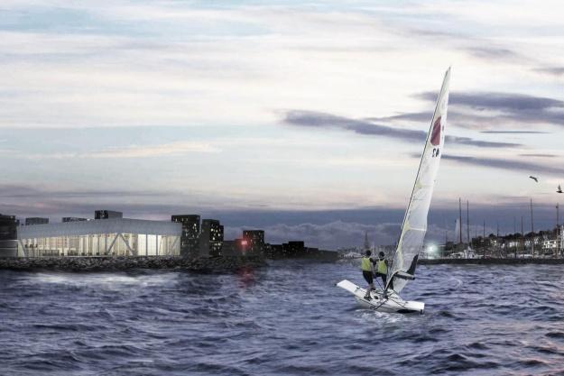 Finansieringen til Aarhus Internationale Sejlsportscenter er på plads