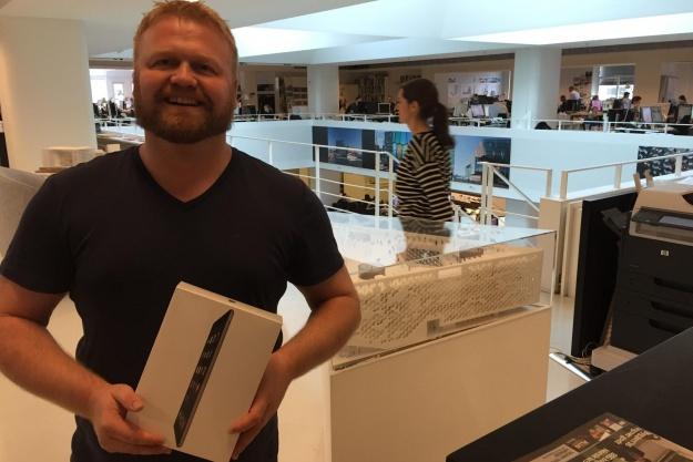 Bygningskonstruktør vandt Dagens Byggeri-iPad