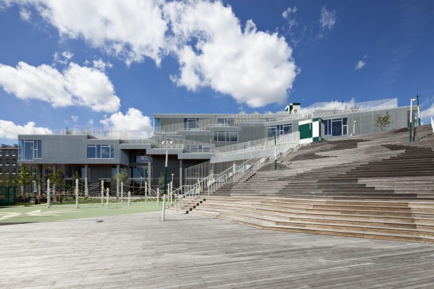 Skolen i Sydhavnen vinder den åbne kategori ved Årets Byggeri