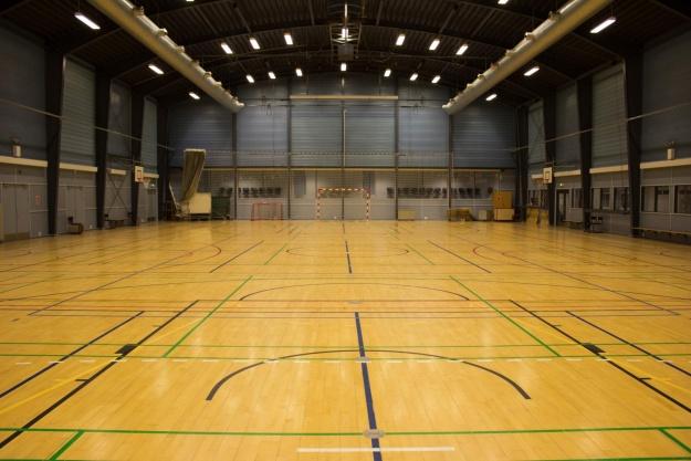 Lejre satser på LED-belysning i sportshaller