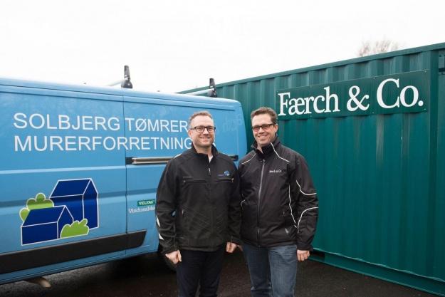 Færch & Co i opkøb i Aarhus