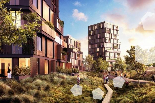 Rubow og Lejerbo vinder boligprojekt
