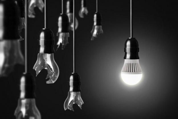 Danske virksomheder foretrækker LED-belysning