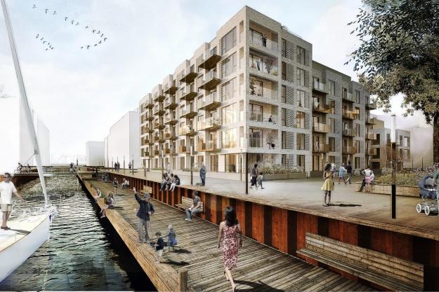 C.F. Møller tegner DGNB Guld-projekt for Casa
