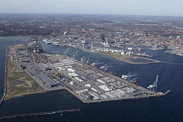 Aarhus Havn udvider for 200 millioner