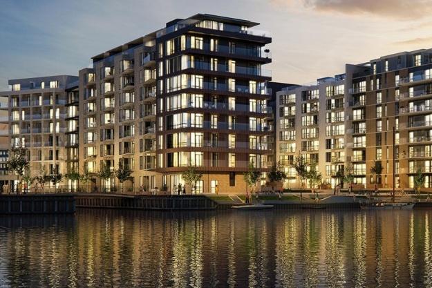 Krone Vinduer sætter sit præg på arkitekturen i København