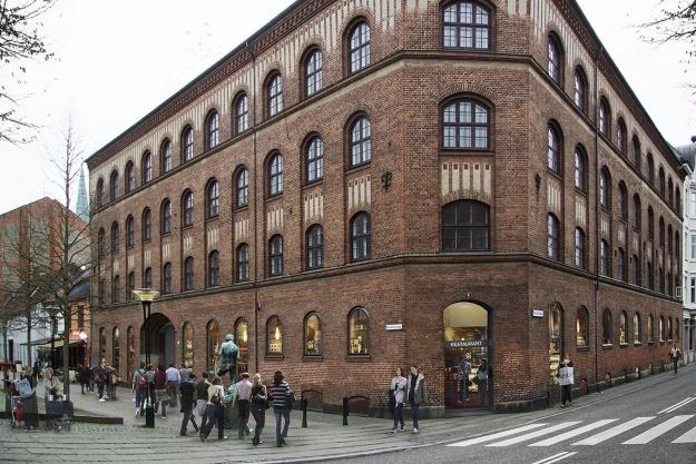 Kontorer ombygges til boliger i København