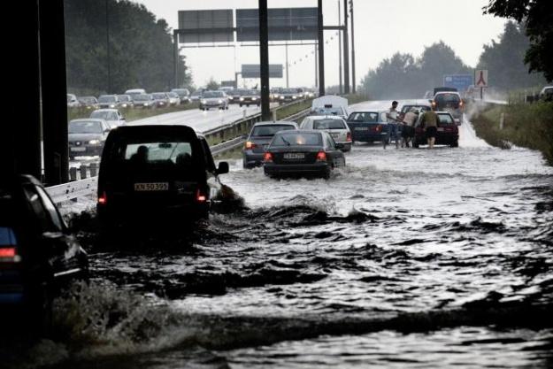 Oversvømmelser skal bekæmpes med samarbejde