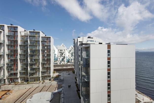 Et af Danmarks største boligbyggerier tager for alvor form
